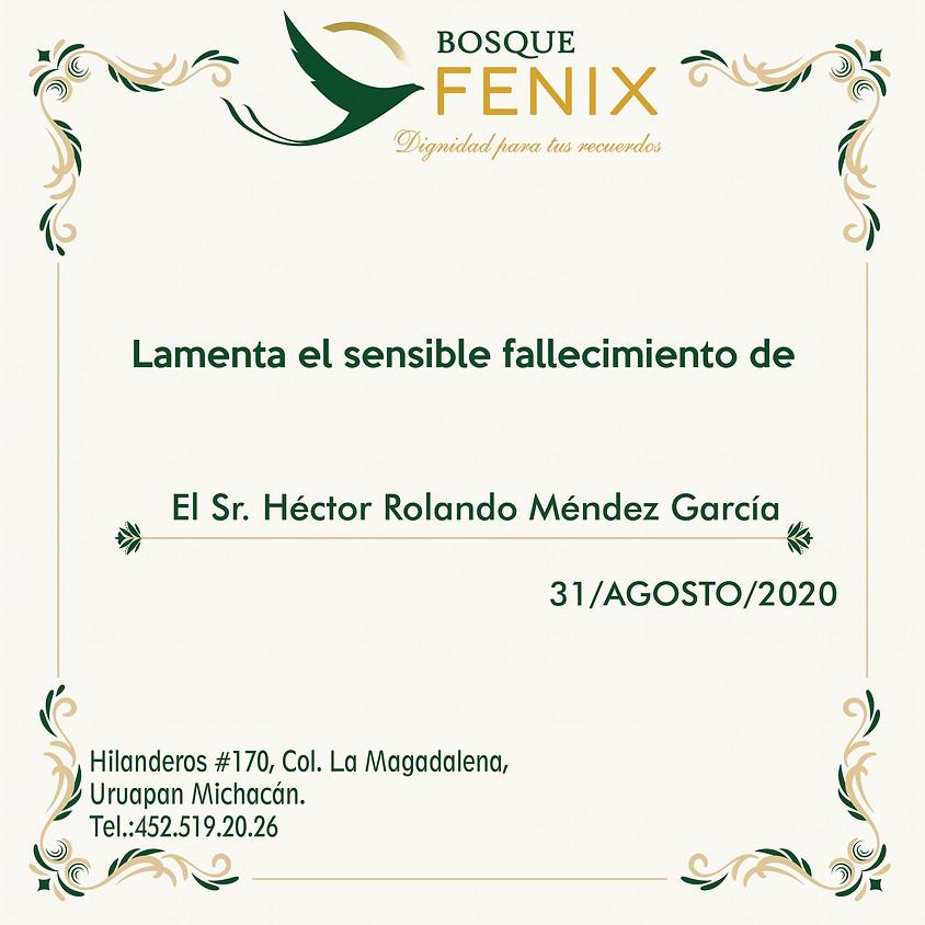 Héctor Rolando Méndez García