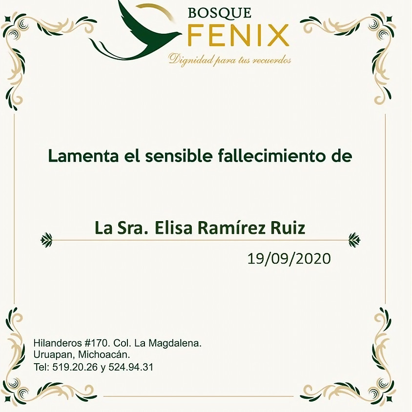 Elisa Ramírez Ruíz