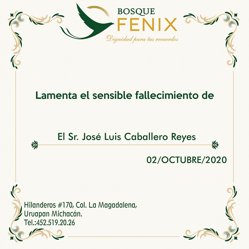 José Luis Caballero Reyes