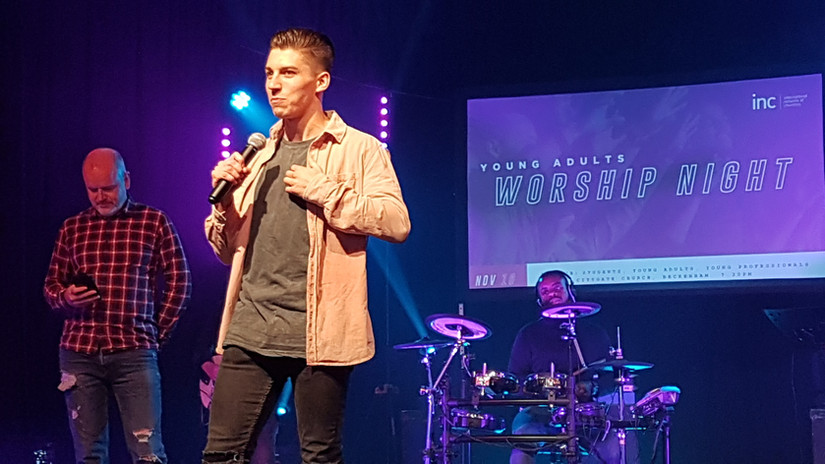 Sam_Young Adults Leader
