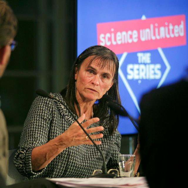 Debat-bijeenkomst Science Unlimited