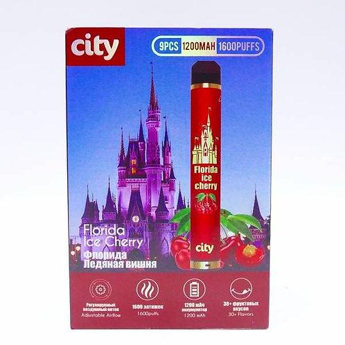 City 1600,ФЛОРИДА ЛЕДЯНАЯ ВИШНЯ