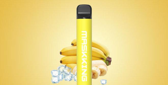 MASKKING HIGH PRO, Ледяной банан