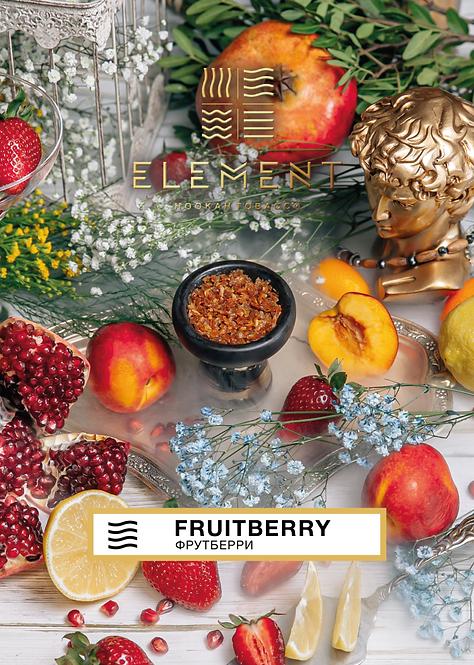 Element Fruitberry. Гранатовый вкус. 200гр