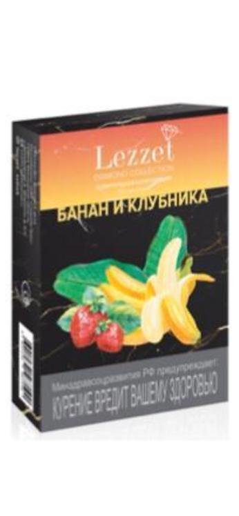 Lezzet Банан-клубника