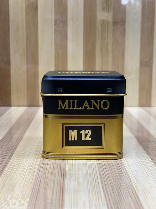 Табак для кальяна Milano Gold М12 с ароматом зеленого и красного яблока