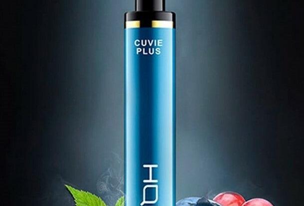 HQD CUVIE PLUS Черника-малина-виноград