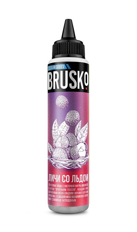 Brusko, 60 мл, Личи со льдом,3 мг/мл,6 мг/мл