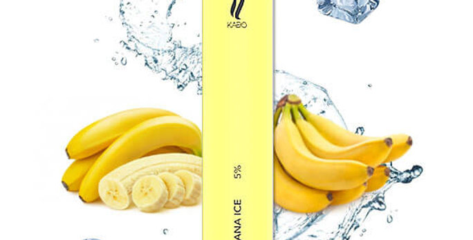 PUFF BAR XXL, Банановое мороженое