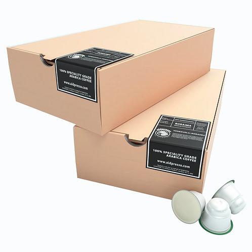 AIDPRESSO RORAIMA Coffee (128 capsules)