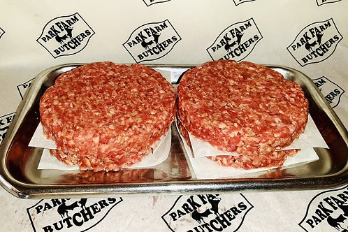 8oz Lamb Burger with Mint & Rosemary