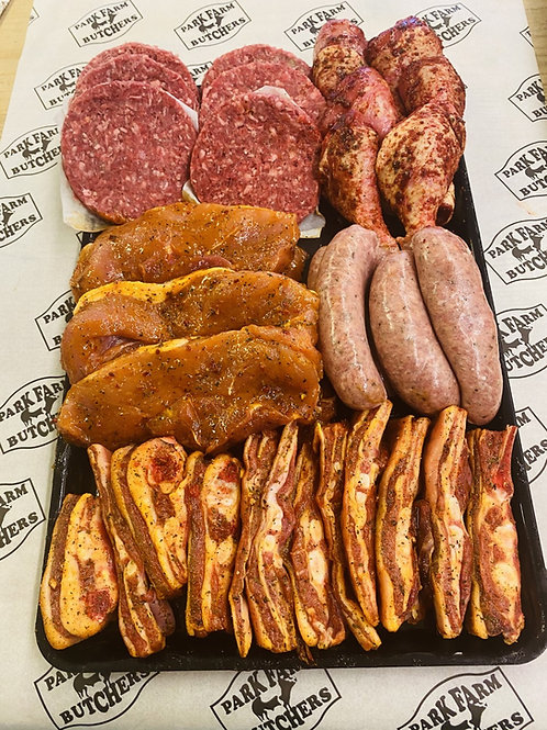 Butchers select BBQ Pack