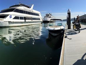 A Jolly Good Ride with John Travolta On Board in Spirit