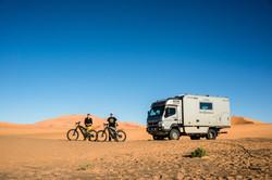 E-Traction-TheTrip by Pedelec Adventures with Susanne Bruesch, Silvio Zuellig, Morocco 2020