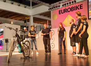 Sand to Snow Successfully Launched at Eurobike Show