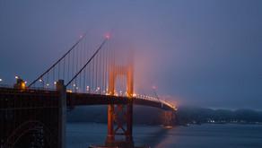 The Golden Gate Bridge as Few have Seen it