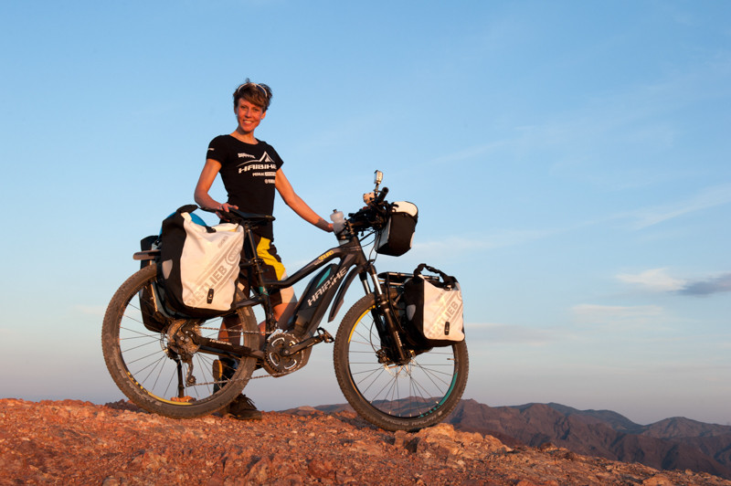Sand to Snow, E-Bike Travel, Pedelec Adventures, Reise, Susanne Bruesch