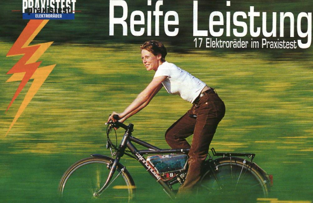 aktivRadfahren E-Bike Test, ExtraEnergy, Susanne Bruesch
