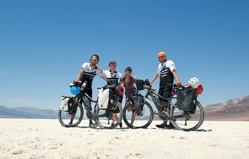 Sand to Snow, Pedelec Adventures, Death Valley, e-bike, pedelec travel, Reise