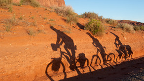 Monument Valley - an E-Bikers and Photographers Paradise despite a Tornado