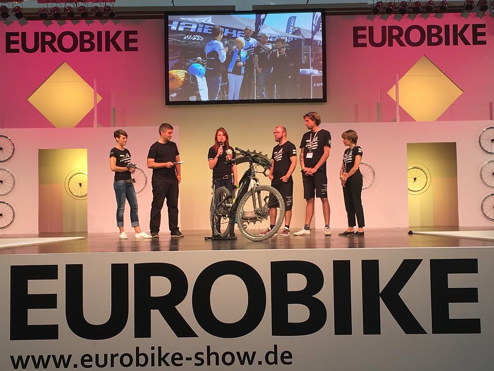 Eurobike, Sand to Snow, Susanne Bruesch, Pedelec Adventures