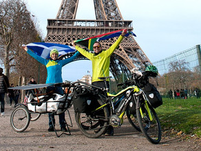 E-Bike Africa Expedition Successfully Accomplished First Leg