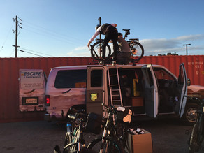 Readying Bikes, Bodies, Media, and Minds