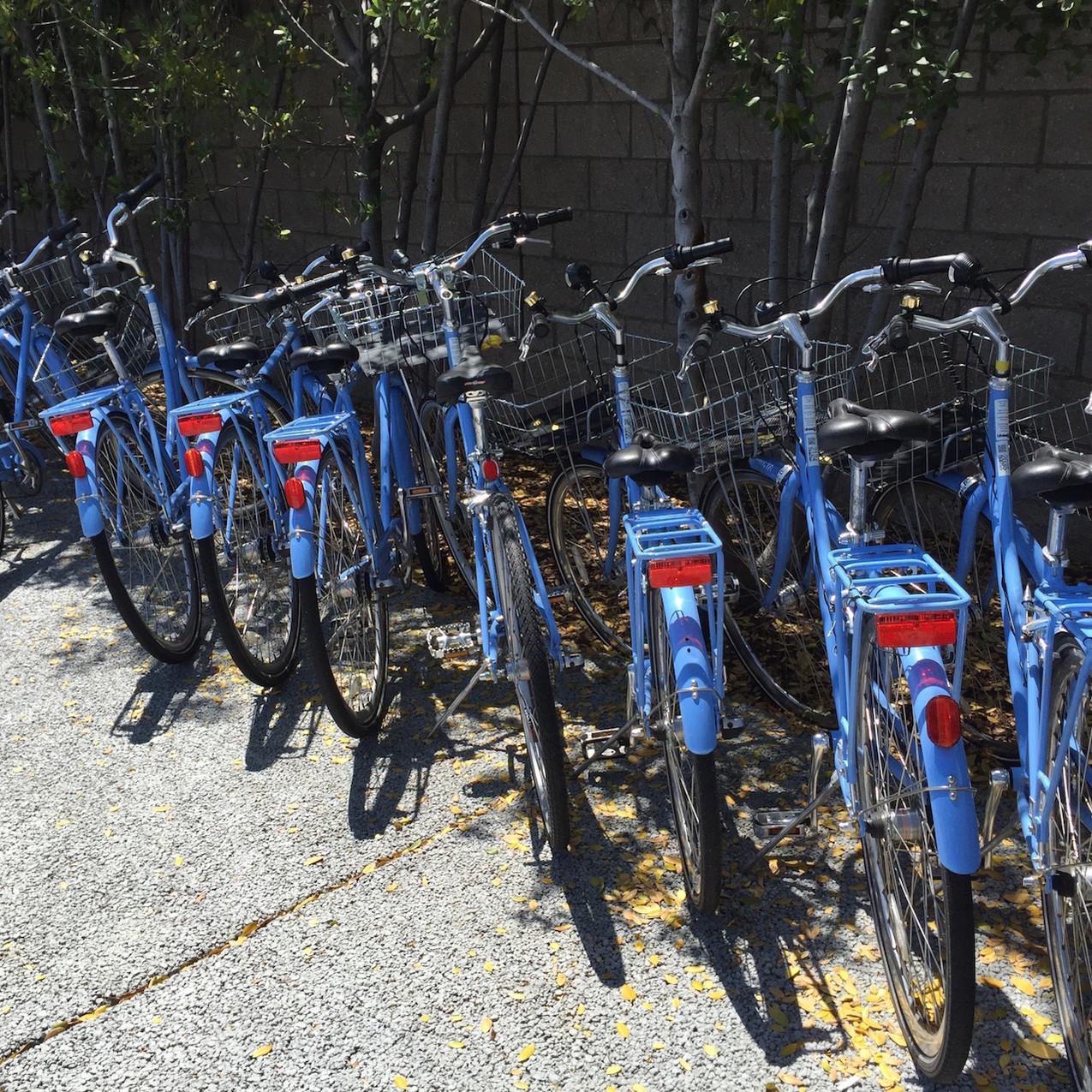 Facebook-bike-share-Silicon-Valley