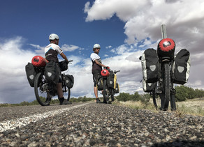 The Burr Trail Road is Perfect on ePerformance Bikes