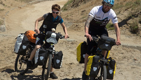 Hitting Highway 1 on ePerformance Bikes to Reach the Redwoods