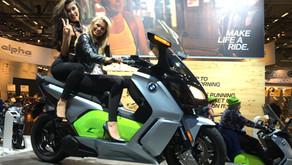 Motorbike and Pedelec Riders Share Sprit of Adventure at Intermot