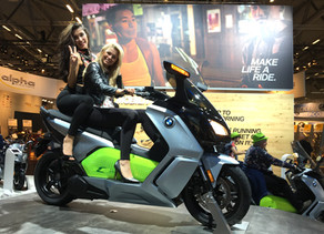 Motorbike and Pedelec Riders Share Sprit of Adventure at Intermot