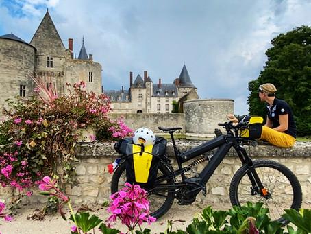 Von Paris über die Pyrenäen