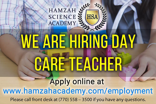 HSA - Hiring Day Care Teacher.jpg