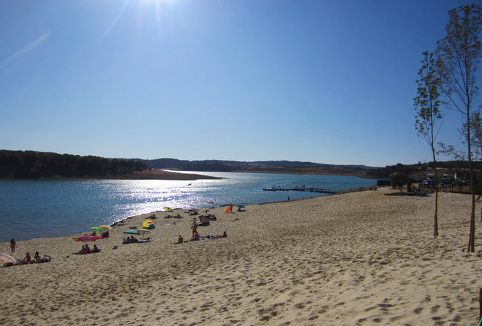 Strand - Beach - Praia Fluvial