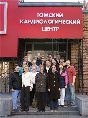 RGOL USA funded the medical missions to Tomsk