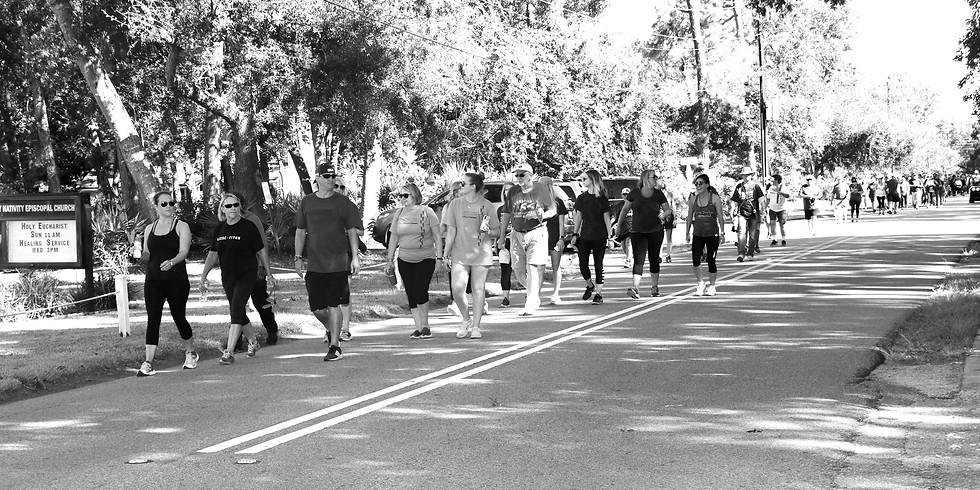 Golden Isles Alzheimer's Walk