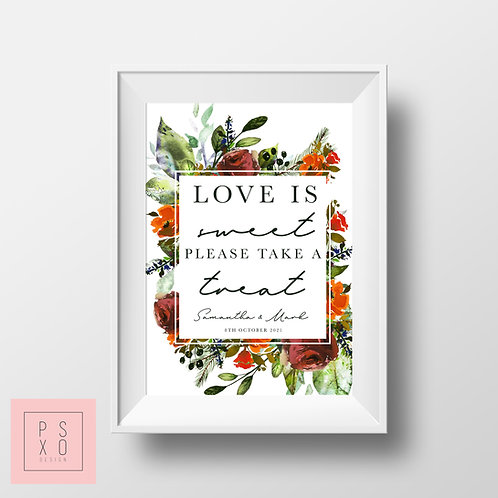 Nicola // Love Is Sweet