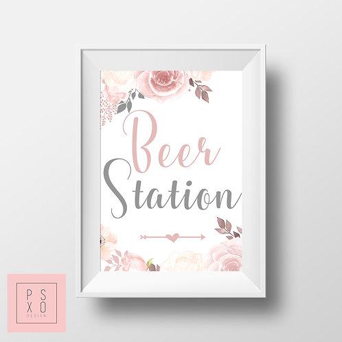 Chelsea // Beer / Cider Station