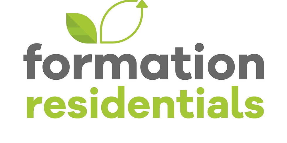Formation Residentials 2020-21 - September AND March