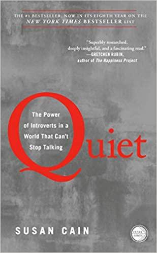 book - quiet