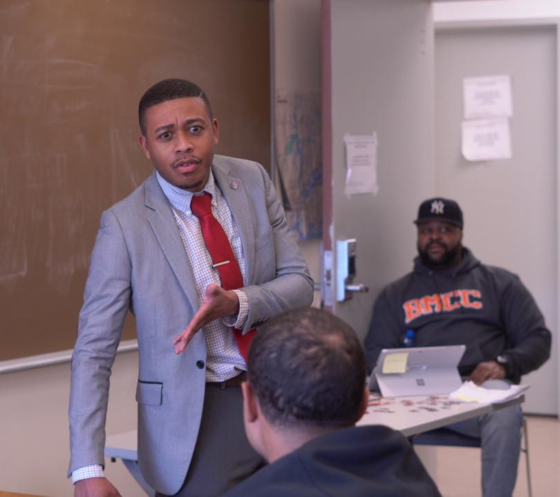 Teaching at the City University of New York