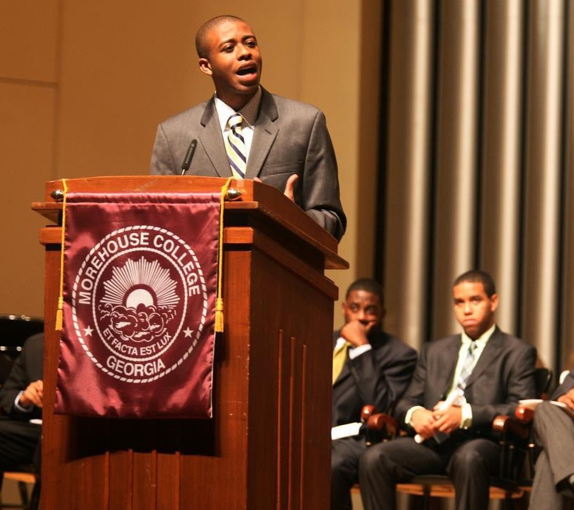 Morehouse College Crown Forum - 2012