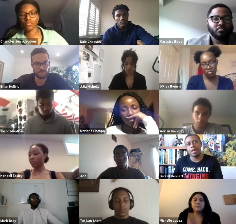 Speaking to Aspen Cohort - 2020