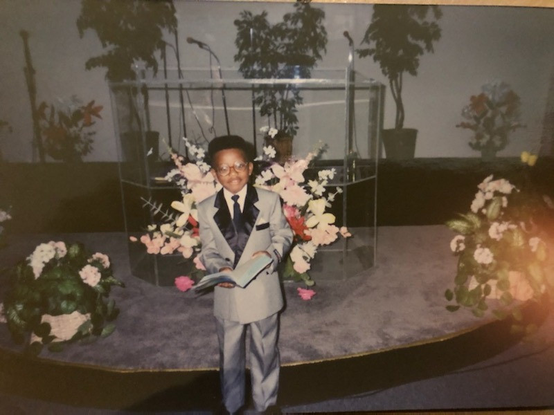 6 years old - 1991