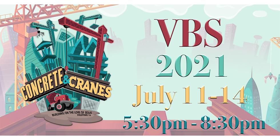 Concrete & Cranes 2021
