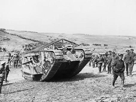 The Men of Penetang. Part 3: Autumn 1916  Preparing for War