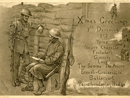 The Men of Penetang Chapter 9  winter 1917/1918 IT wasn't over by Christmas.
