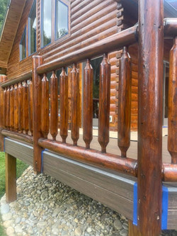 Log Cabin Deck & Home Stain