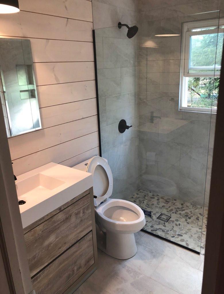 Bathroom Remodel Design Waynesville NC